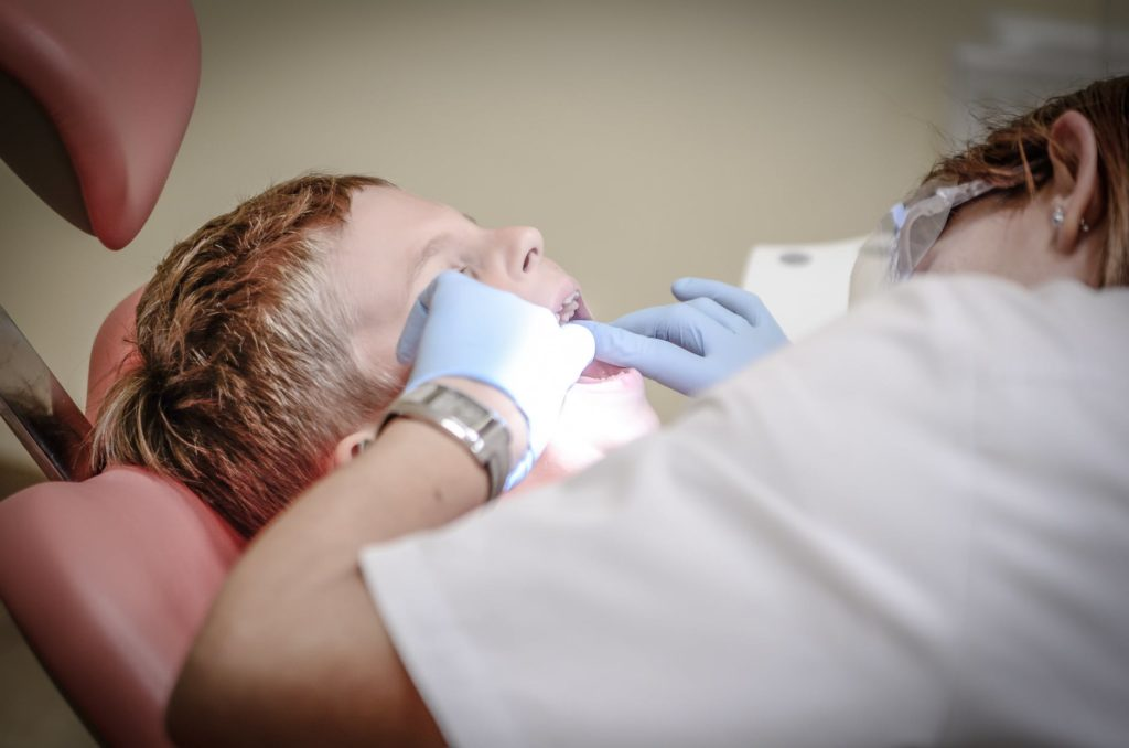 Children Dental Problem