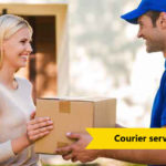 How do courier services work?