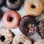 Who made the first donut hole?