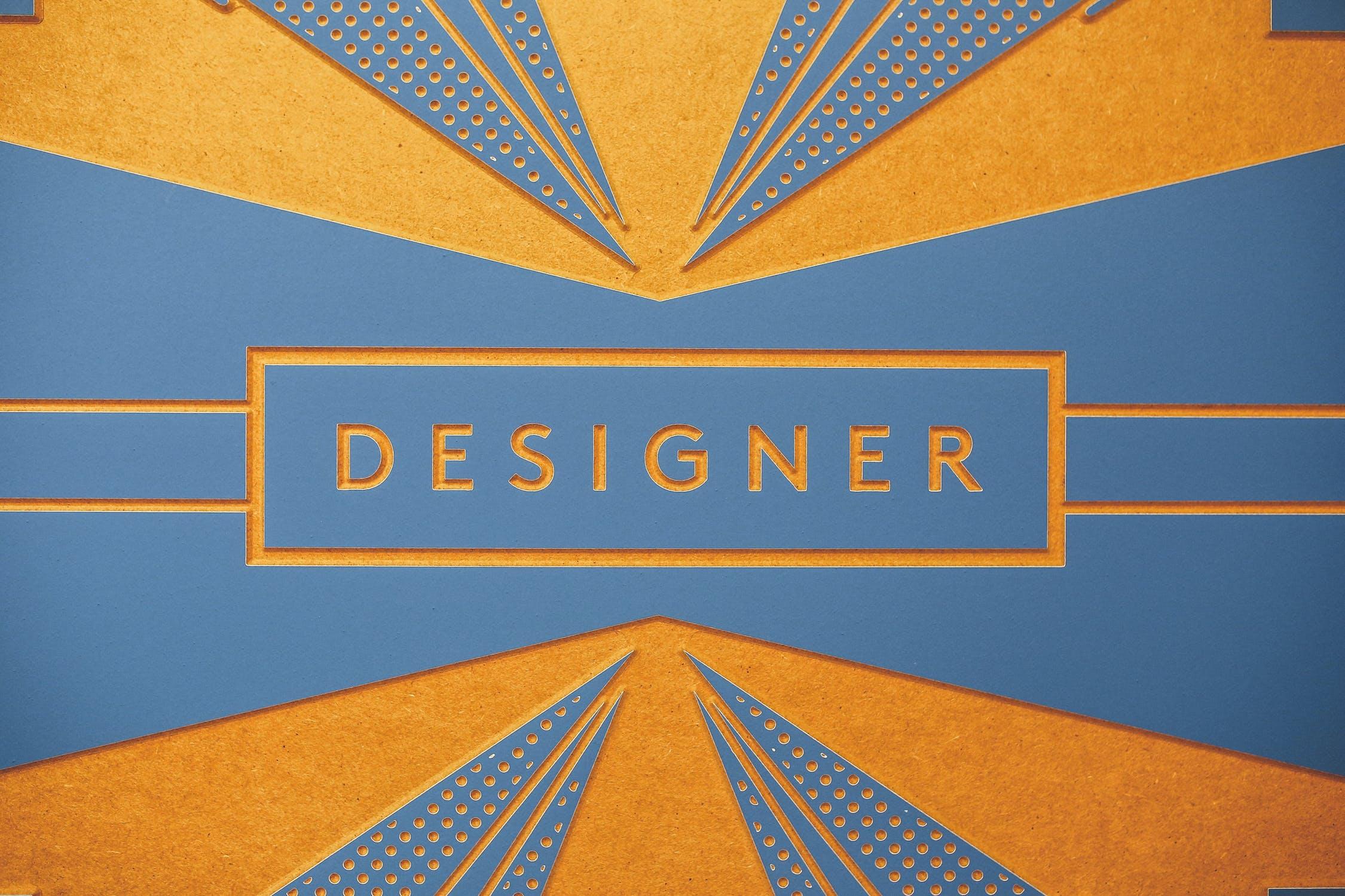 designer-board-typo-word