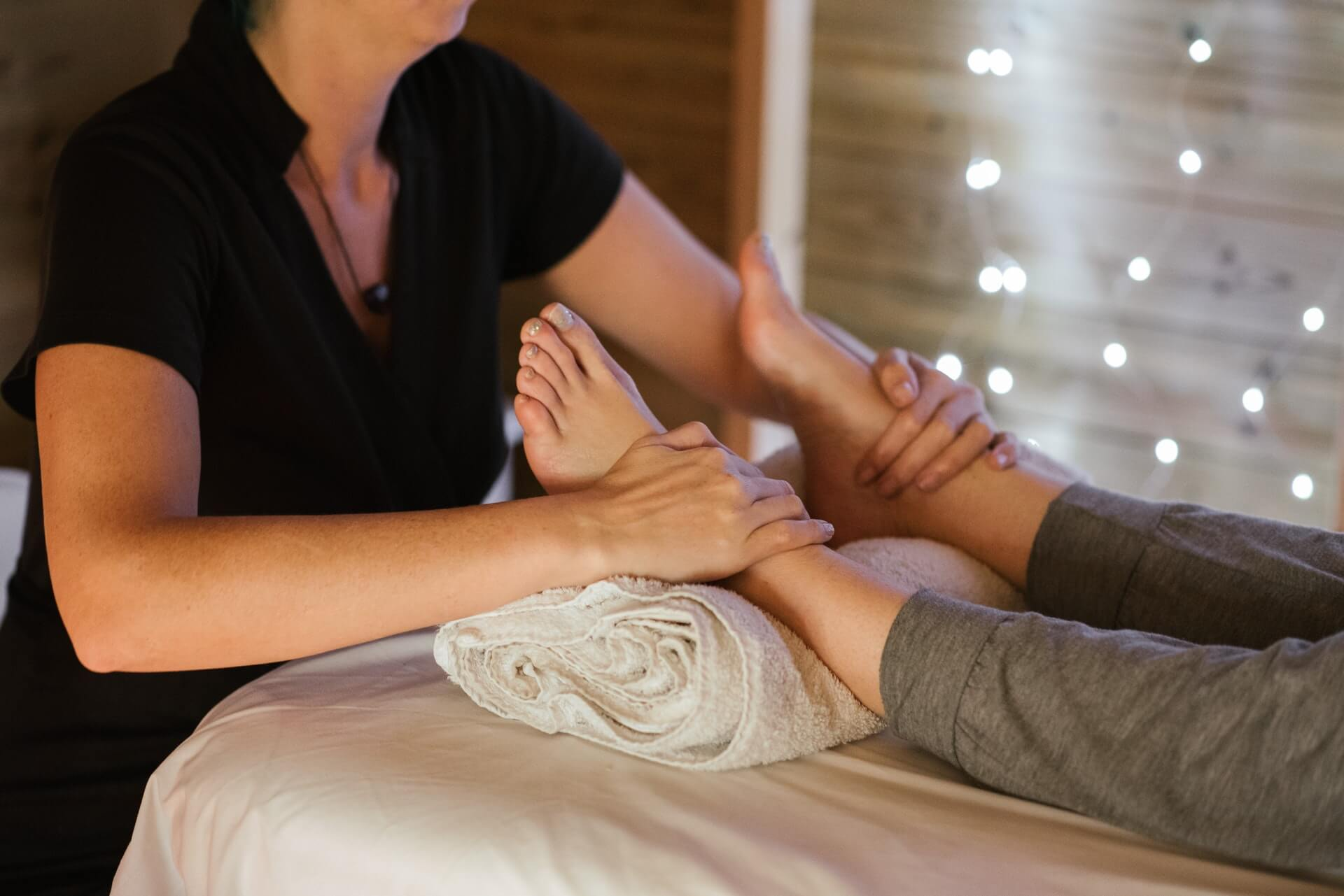 What does a podiatrist do?
