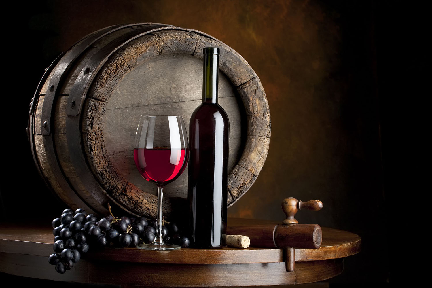 What is the most popular red wine?